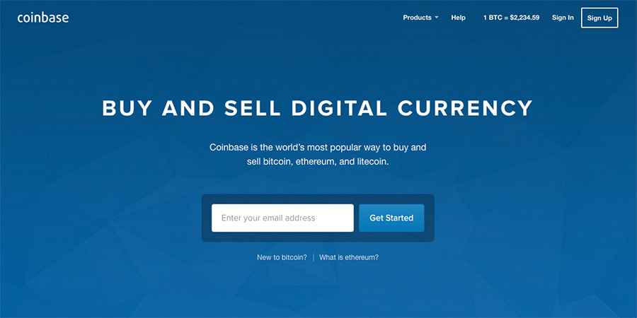 How to buy bitcoins: Coinbase