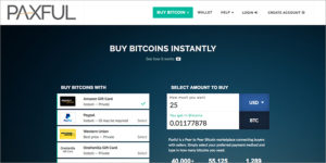 How to buy bitcoins: PAXFUL